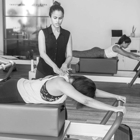 Reformer Pilates Groups