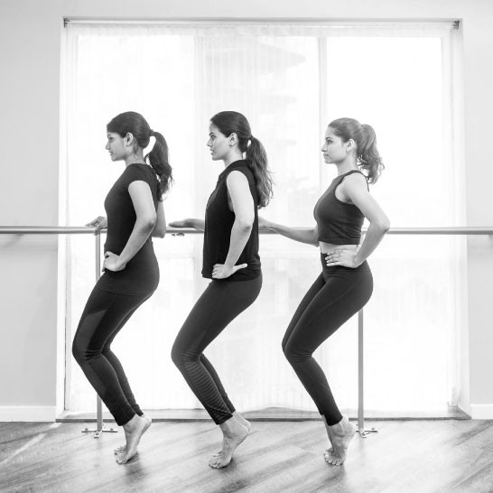 Barre & Mat Pilates Group Classes