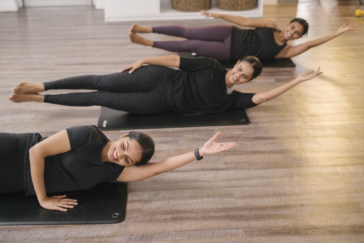 Barre & Mat Pilates Group Classes